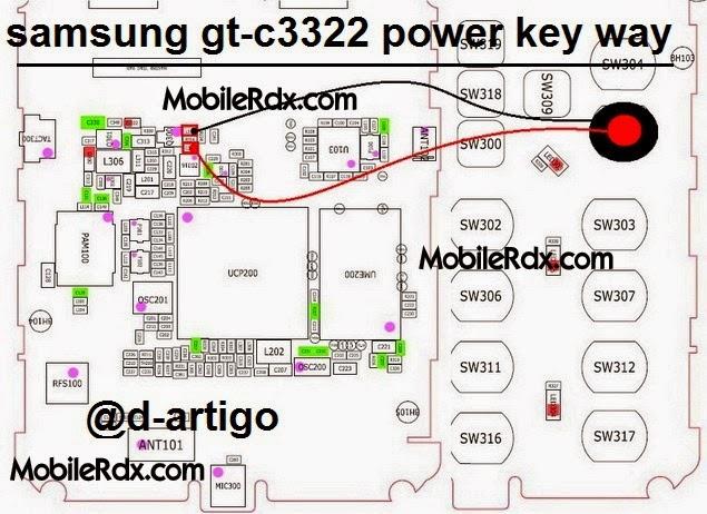 Драйвер на samsung gt c3222