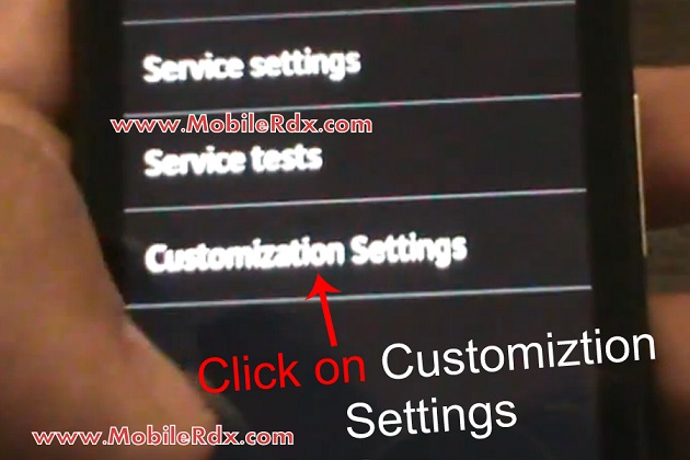 How To Hard Reset Sony Xperia J ST26i Or Remove Pattern Lock