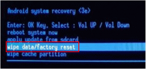 2 300x142 - How To Hard Reset Huawei Ascend G300 Or Remove Pattern Lock