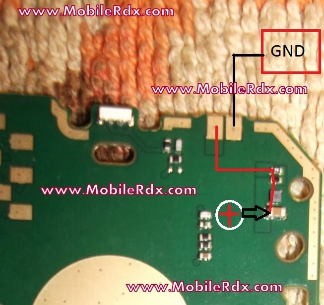Nokia 105 Charging Problem Jumper Solution