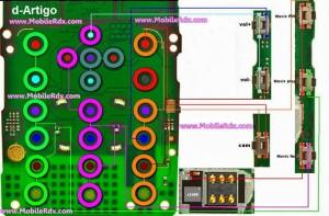 nokia x2 00 full keypad ways jumper1 300x197 - Nokia X2-00 Full Keypad Jumper Ways