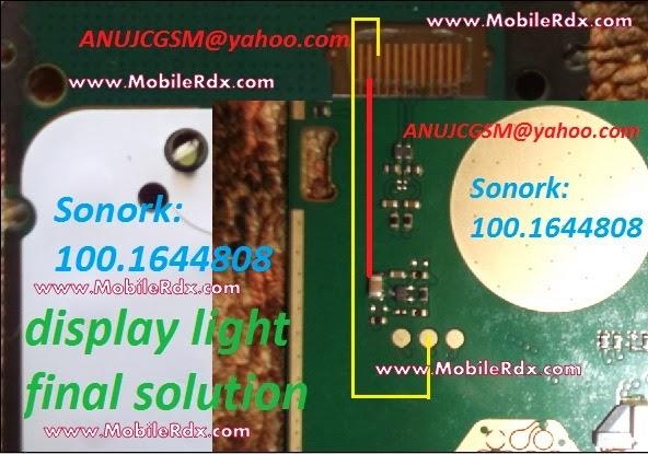 Nokia 105 Display Light Problem Final Solution Mobilerdx