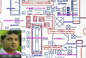 Blackberry z10 Display solution 300x203