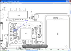 2bb 300x217 - Blackberry 9800 Power Ic Heating Problem Repair Solution