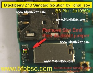 Blacberry Z10 Sim Not Working Problem Solution