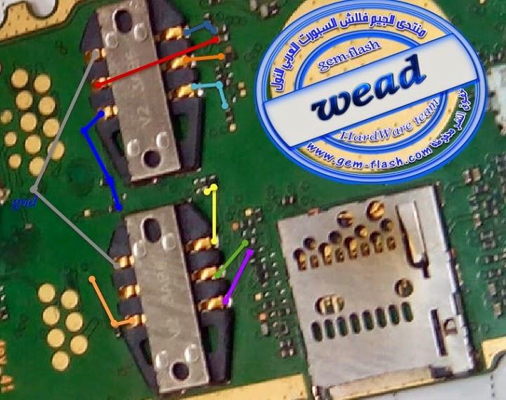 insert sim1 - Nokia 108 Insert Sim Problem Final Solution