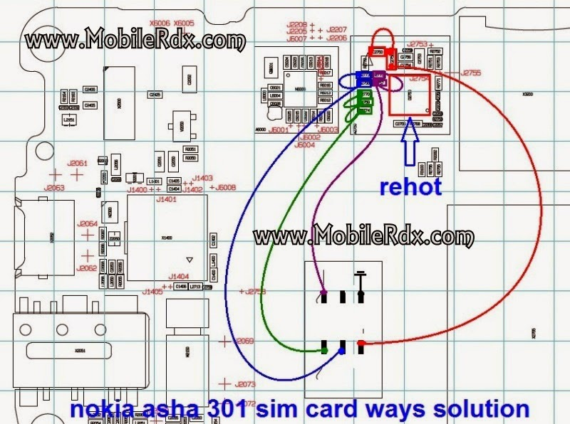 nokia 301 insert sim solution1 - Nokia 301 Insert Sim Problem Solution Ways