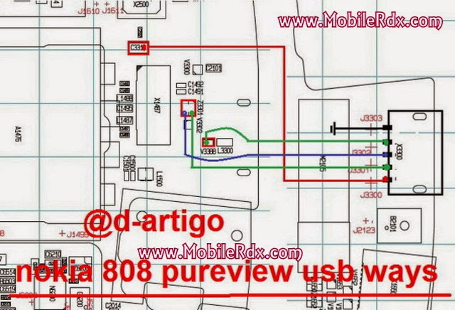 nokia 808 pureview usb ways jumper solution