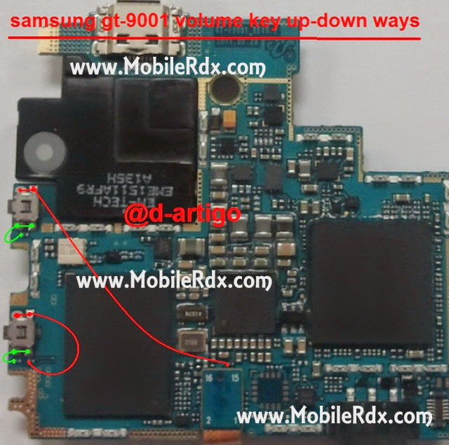 Samsung GT I9001 Volume Up Down Key Ways1 - Samsung S Plus GT-I9001 Volume Up Down Keys Not Working Solution
