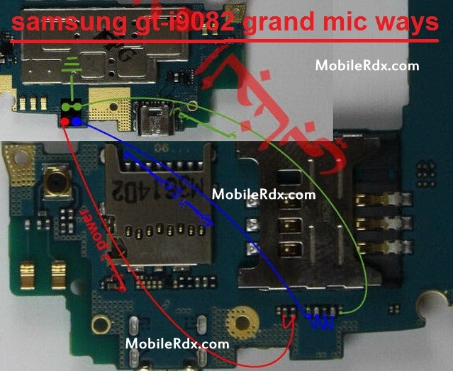 Samsung GT I9082 Grand Mic Ways Problem Solution