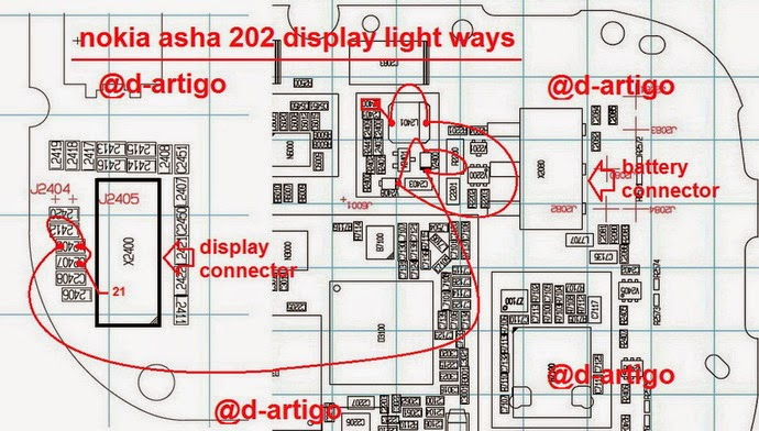 nokia asha 202 displaylight ways - Nokia 202 Display Light Ways Solution