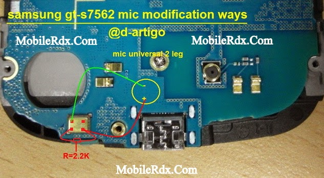 samsung s7562 mic solution - Samsung Gt-S7562 Mic Problem Solution