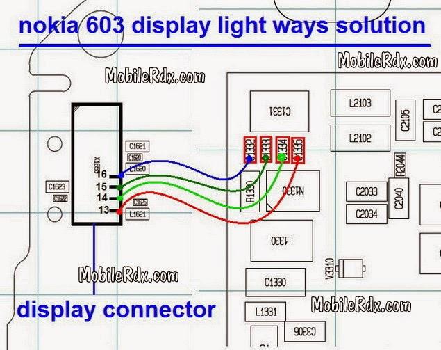 Nokia 603 Display Light Ways