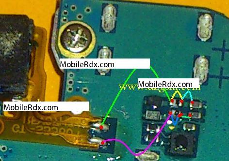 samsung gt s5300 ear speaker ways problem solution