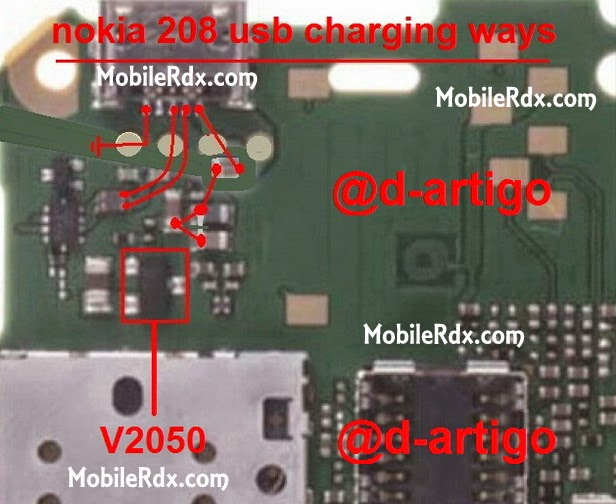 nokia 208 usb charging ways solution - Nokia 208 Charging Solution Jumper Usb Ways