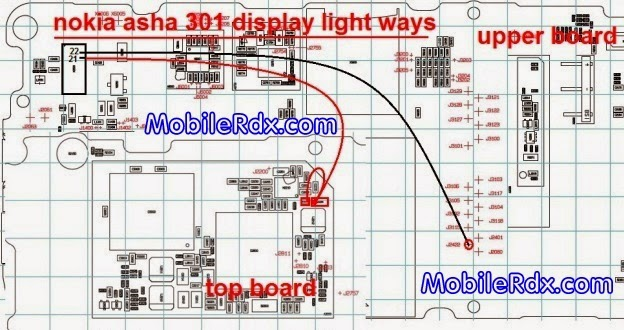 nokia-301-display-lcd-light-ways-solution