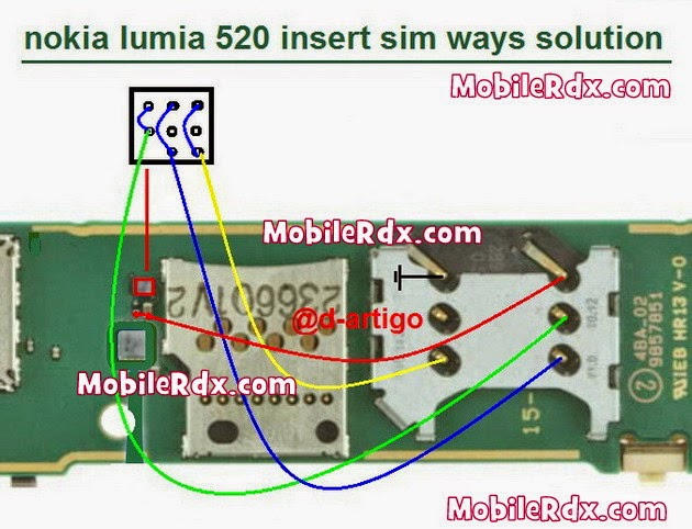 nokia lumia 520 sim card ways solution