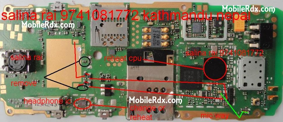 nokia x2 02 ringer speaker ways tested - Nokia X2-02 Ringer Ways Problem Solution