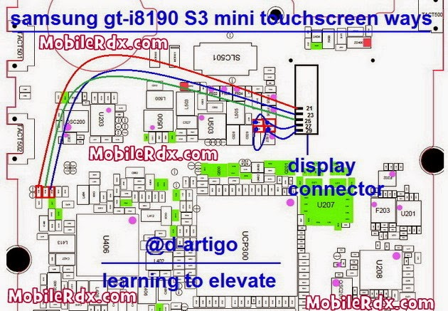 samsung gt i8190 touch screen ways solution - Samsung gt-I8190 S3 Mini Touchscreen Jumper Solution