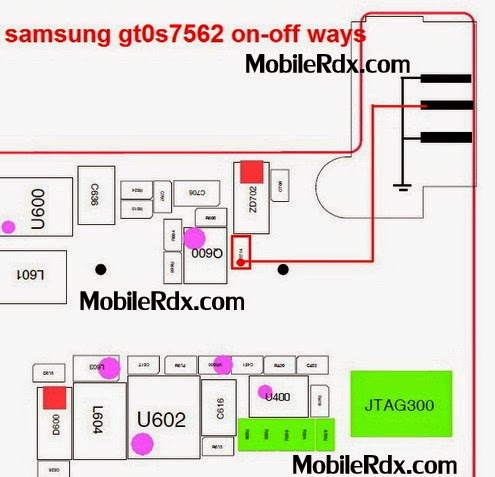 samsung gt s7562 power key ways
