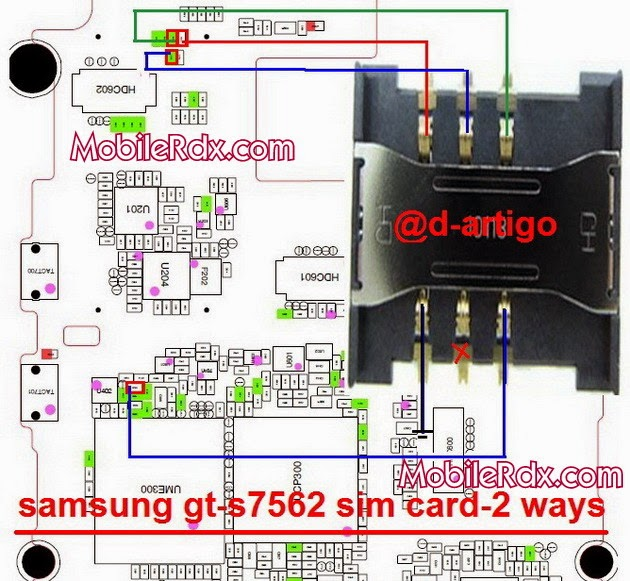 samsung gt s7562 sim card 2 ways - Samsung S Duos S7562 Sim Card Ways Solution Jumper
