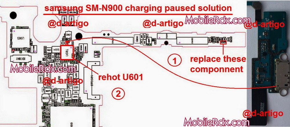 samsung sm n900 charging problem ways solution