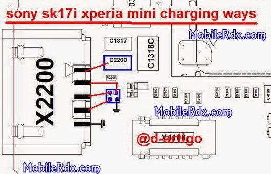 sony sk17i xperia mini usb charging ways - Sony Xperia mini Sk17i Charging Problem Jumper Solution