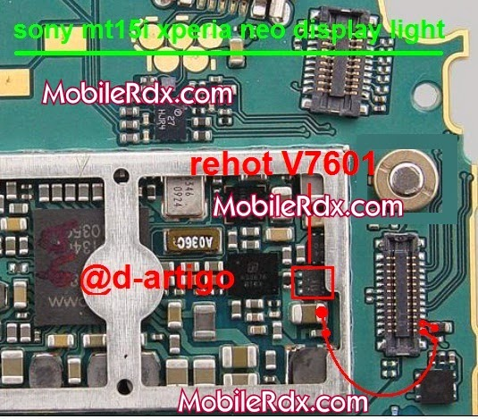 sony xperia mt15i display light ways solution - Sony Xperia Neo MT15i Display Light Solution Ways