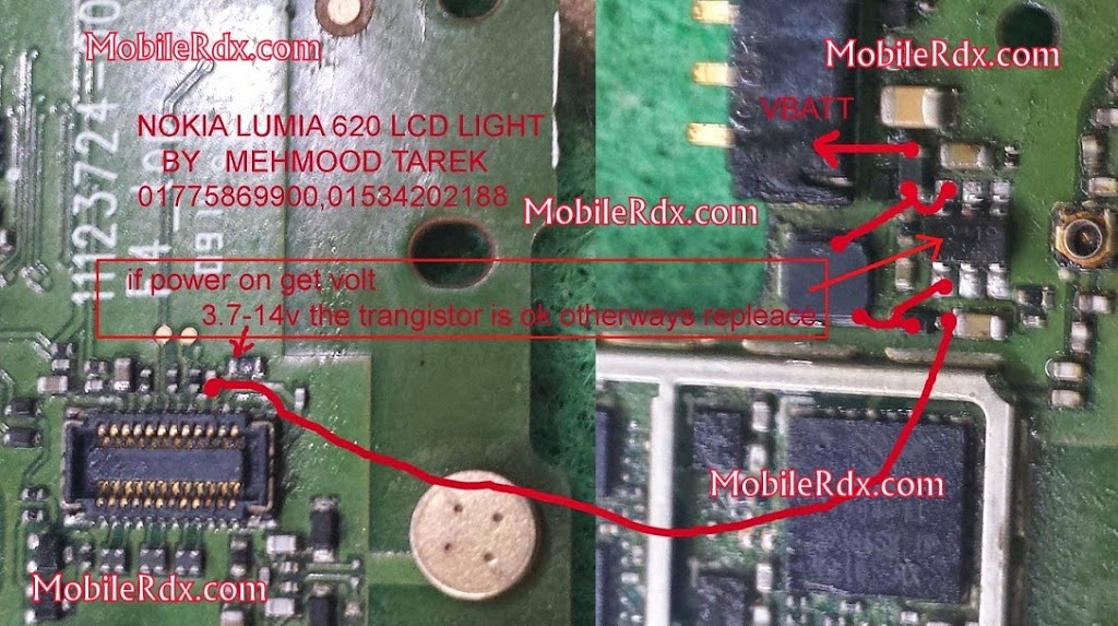 Lumia 2B620 2Bdisplay 2Blight 2Bways 2Bsolution - Nokia Lumia 620 Display Light Ways Jumper Solution