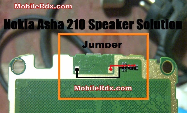 nokia 2B210 2Bearpiece 2Bspeaker 2Bways 2Bsolution - Nokia 210 Earpiece Speaker Repair Jumper Solution
