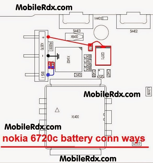 nokia 2B6720c 2Bbattery 2Bconnecter 2Bpoint 2Bways - Nokia 6720C Battery Connecter Pin Ways