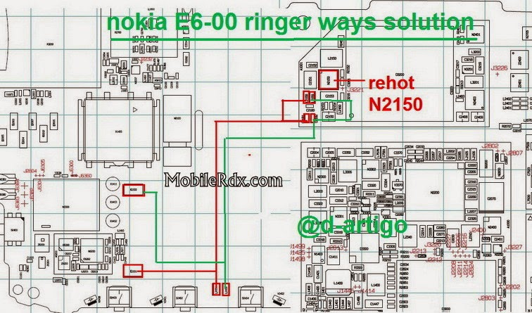 nokiae6 00 ringer ways full solution