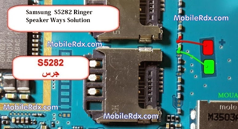samsung 2Bgt 5282 2Bringer 2Bspeaker 2Bways - Samsung S5282 Ringer Speaker Problem Jumper Ways Solution