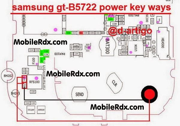 samsung 2Bgt B5722 2Bpower 2Bbutton 2Bways