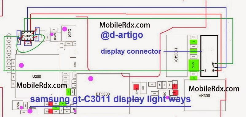samsung 2Bgt c3011 2Bdisplay 2Blight 2Bway 2Bsolution - Samsung GT-C3011 Display Light Ways Problem Solution
