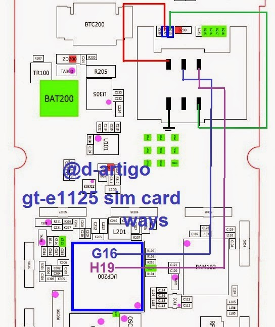 samsung 2Bgt e1125 2Bsimcard 2Bways 2Bsolution - Samsung E1125 Sim Card Ways Solution Repair