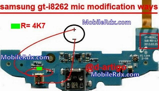 samsung 2Bgt i8262 2Bmic 2Bways 2Bsolution - Samsung GT-I8262 Mic Solution Modificaion Ways