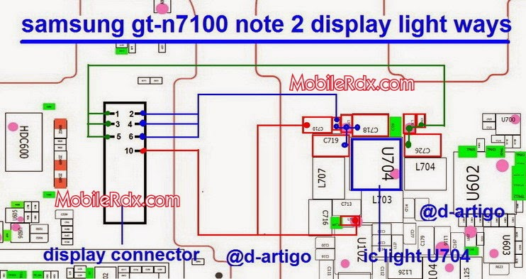 samsung 2Bgt n7100 2Bnote 2B2 2Bdisplay 2Blight 2Bways