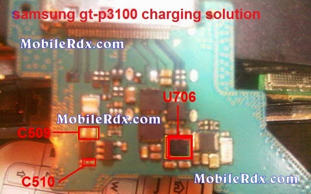 samsung 2Bgt p3100 2Bcharging 2Bproblem 2Bsolution - Samsung GT-P3100 Charging Problem Repair Solution