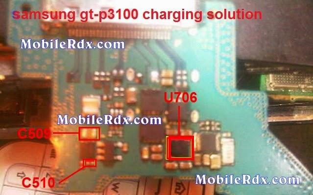 samsung 2Bgt p3100 2Bcharging 2Bproblem 2Bsolution - Samsung GT-P3100 Charging Problem Repair Solution