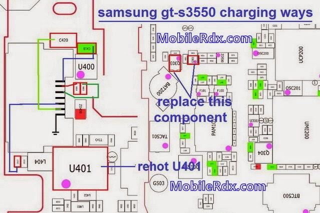 samsung 2Bgt s3550 2Bcharging 2Bways 2Bsolution - Samsung GT-S3550 Charging Ways Jumper Solution