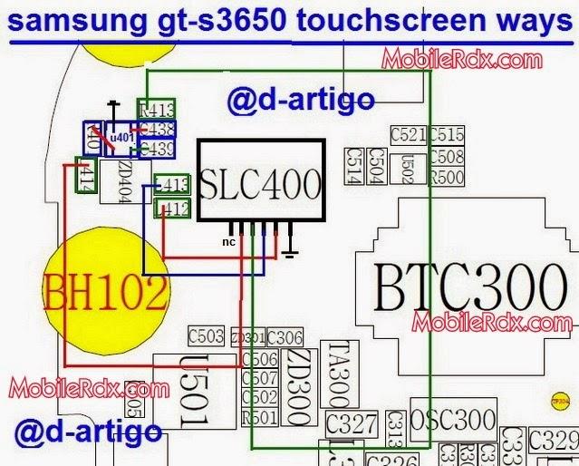 samsung 2Bgt s3650 2Btouchscreen 2Bpin 2Bway - Samsung GT-S3650 Touchscreen Problem Ways Solution