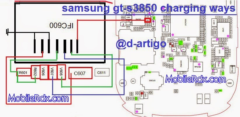 samsung 2Bgt s3850 2Busb 2Bcharging 2Bway