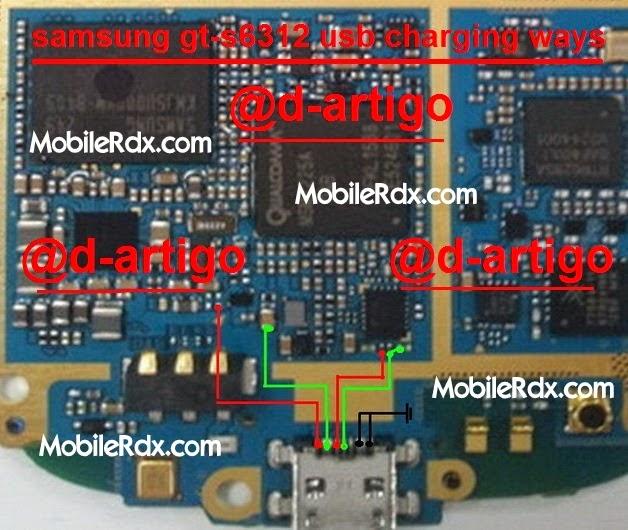 samsung 2Bgt s6310 s6312 2Bcharging 2Bways 2Bsolution