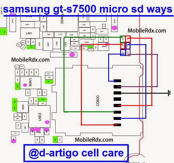 samsung 2Bgt s7500 2Bmmc 2Bways 2Bsolution - Samsung S7500 Micro Sd Mmc Jumper Ways Solution