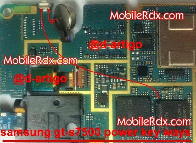 samsung 2Bs7500 2Bpower 2Bbutton 2Bkey 2Bjumper 2Bways