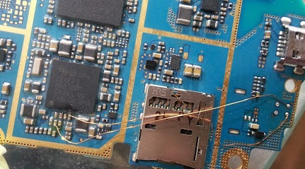 samsung gt-i8160 mic ways solution