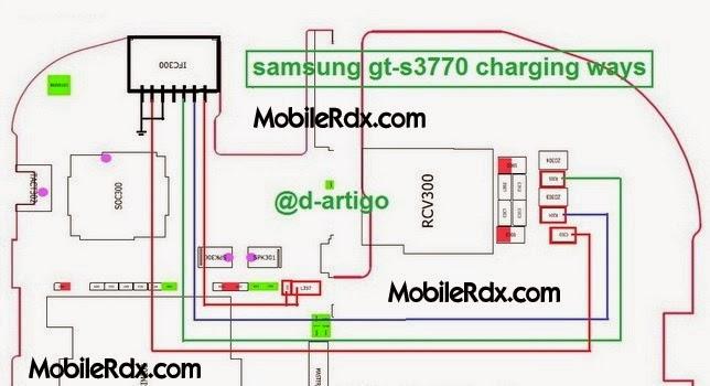 samsung gt s3770 charging jumper ways