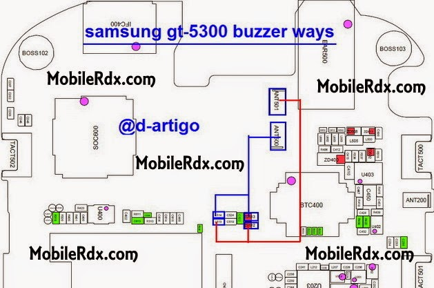 samsung gt s5300 buzzer ringer ways - Samsung S5300 Ringer Buzzer Speaker Jumper Solution