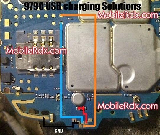 blackberry 2B9790 2Bcharging 2Bways 2Bsolution - Blackberry 9790 Charging Problem Repairing Jumper